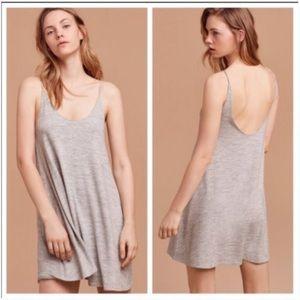 Aritzia Wilfred Free Refaeli Heather Grey Dress